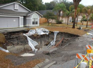 Hurricanes, Sinkholes & Water Damage